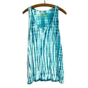 Show Me Your Mumu Mellow Jonny Tahiti Tie Dye Tank